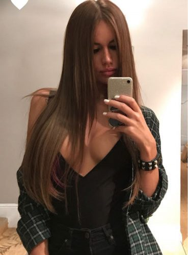 Samsun Model Bayan Nuray
